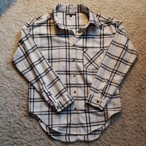 Brandy Melville Flannel Shirt